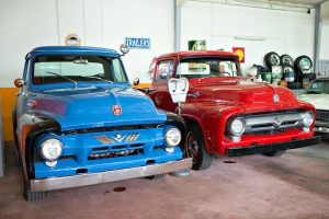 Ford F100 Old Rockets