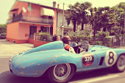 Mille Miglia Eligible Cars