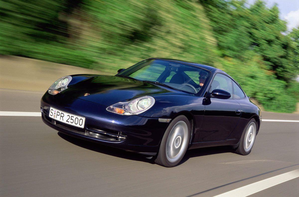 Porsche 996 Die Rückkehr des Spiegeleis
