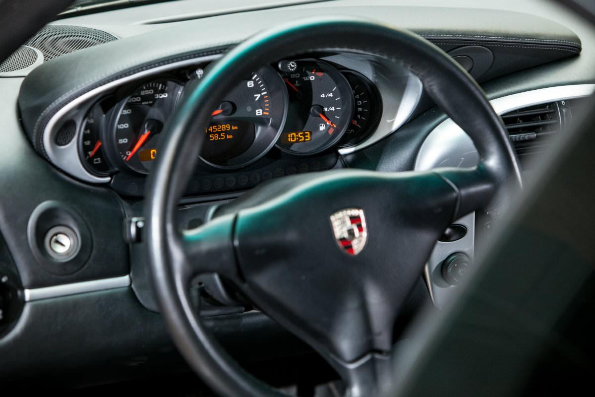 Porsche 911 996 4S Armaturen