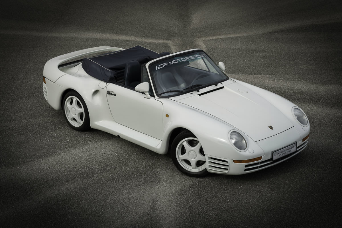 Porsche 959 Cabrio 1