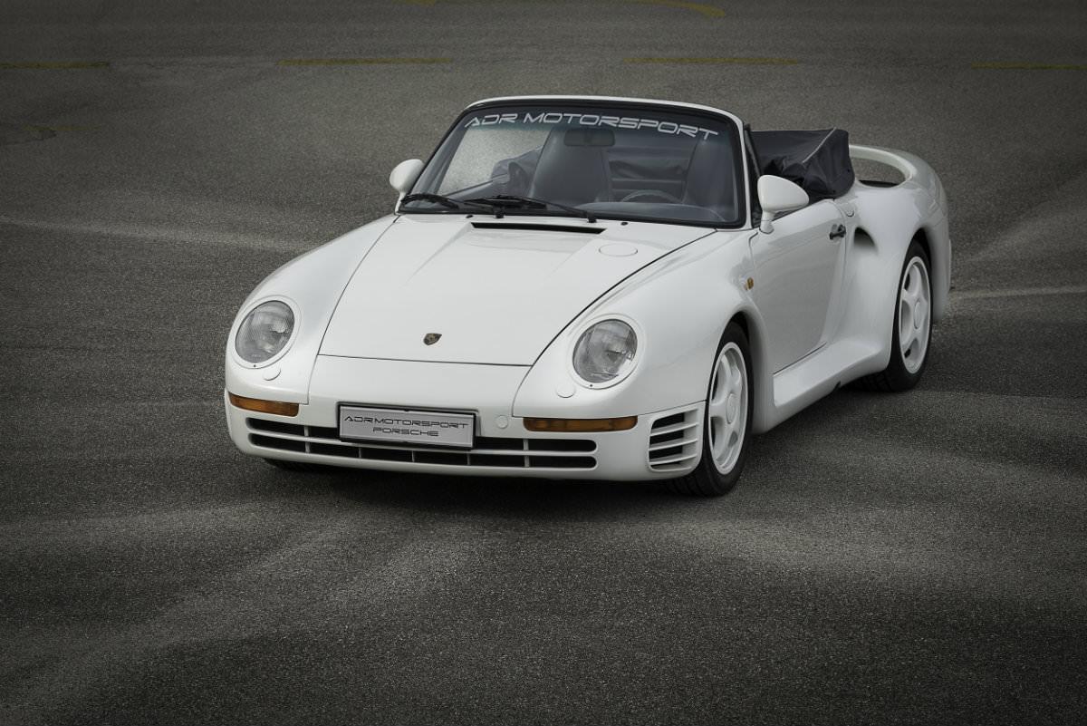 Porsche 959 Cabrio 11