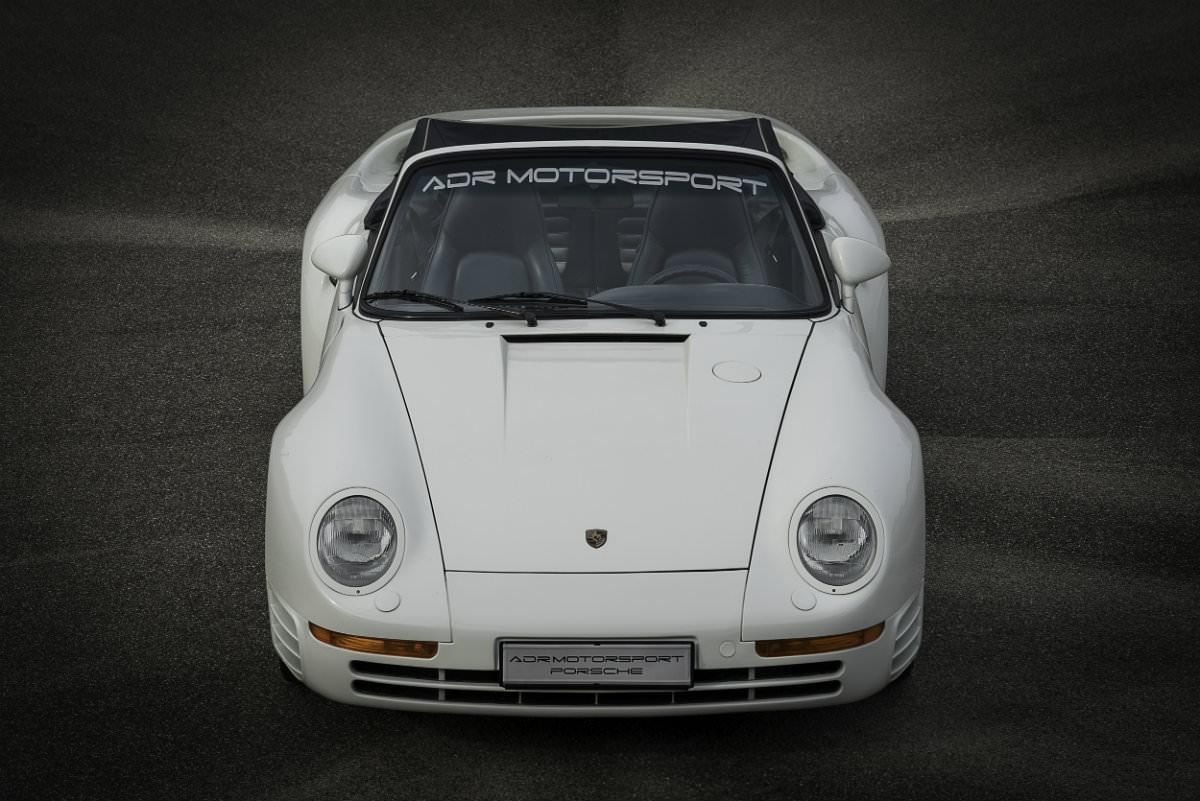 Porsche 959 Cabrio 12