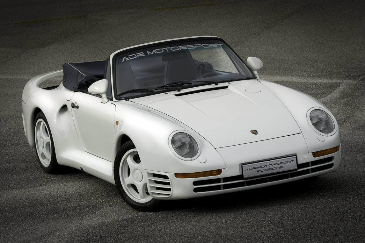 Porsche 959 Cabrio 15