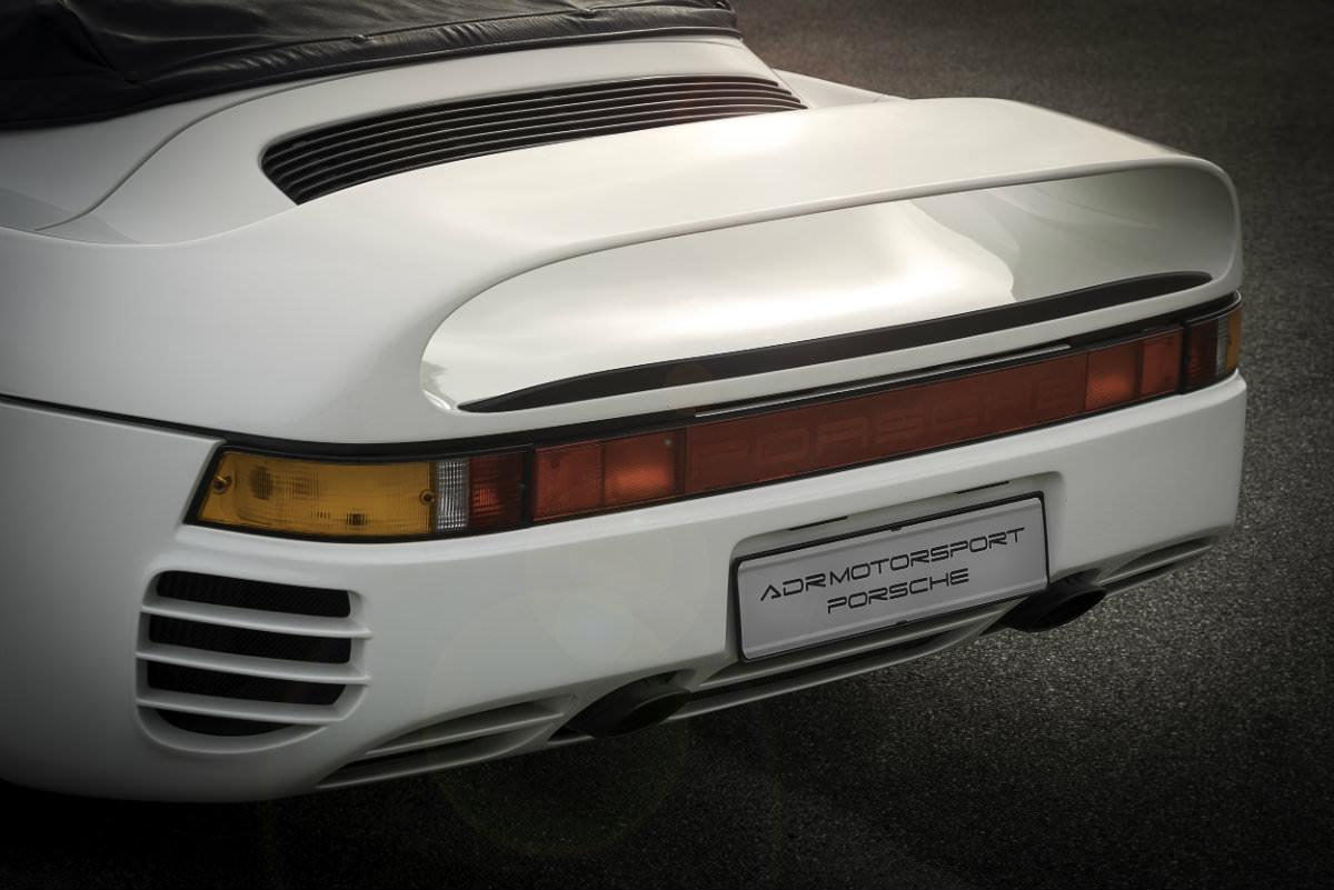 Porsche 959 Cabrio 16