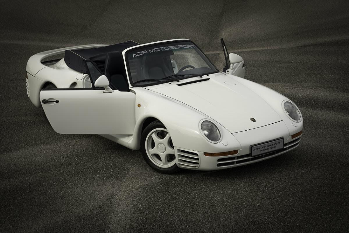 Porsche 959 Cabrio 17