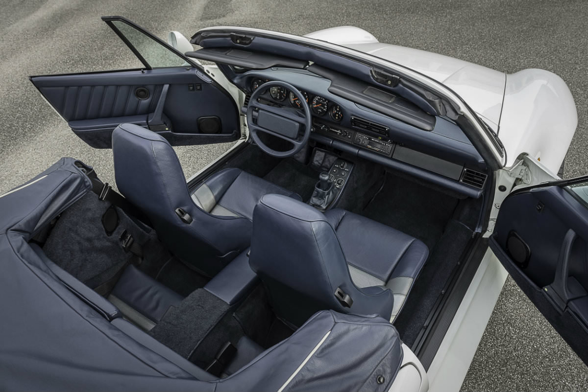 Porsche 959 Cabrio 4