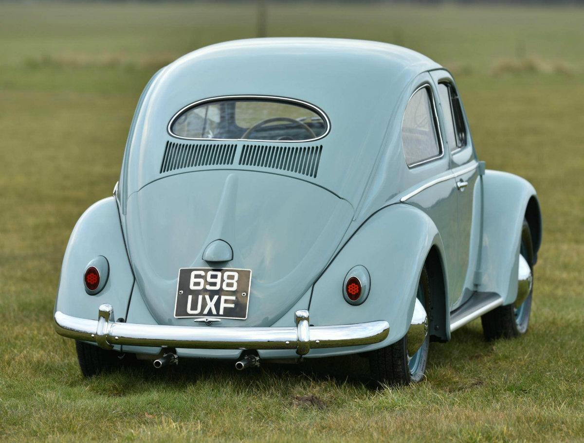 VW Kaefer Kaufberatung - Heck