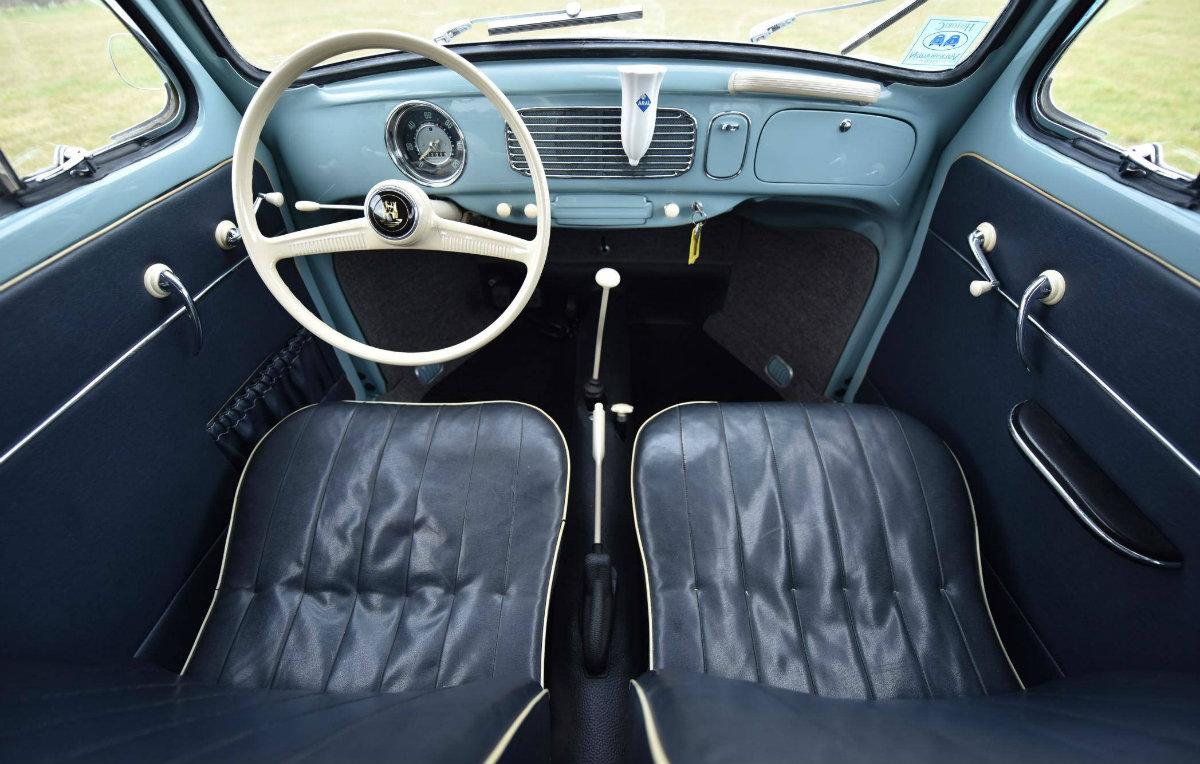 VW Kaefer Kaufberatung - Innenraum