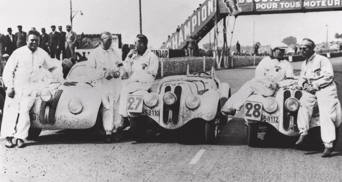 BMW 328, Le Mans 1939