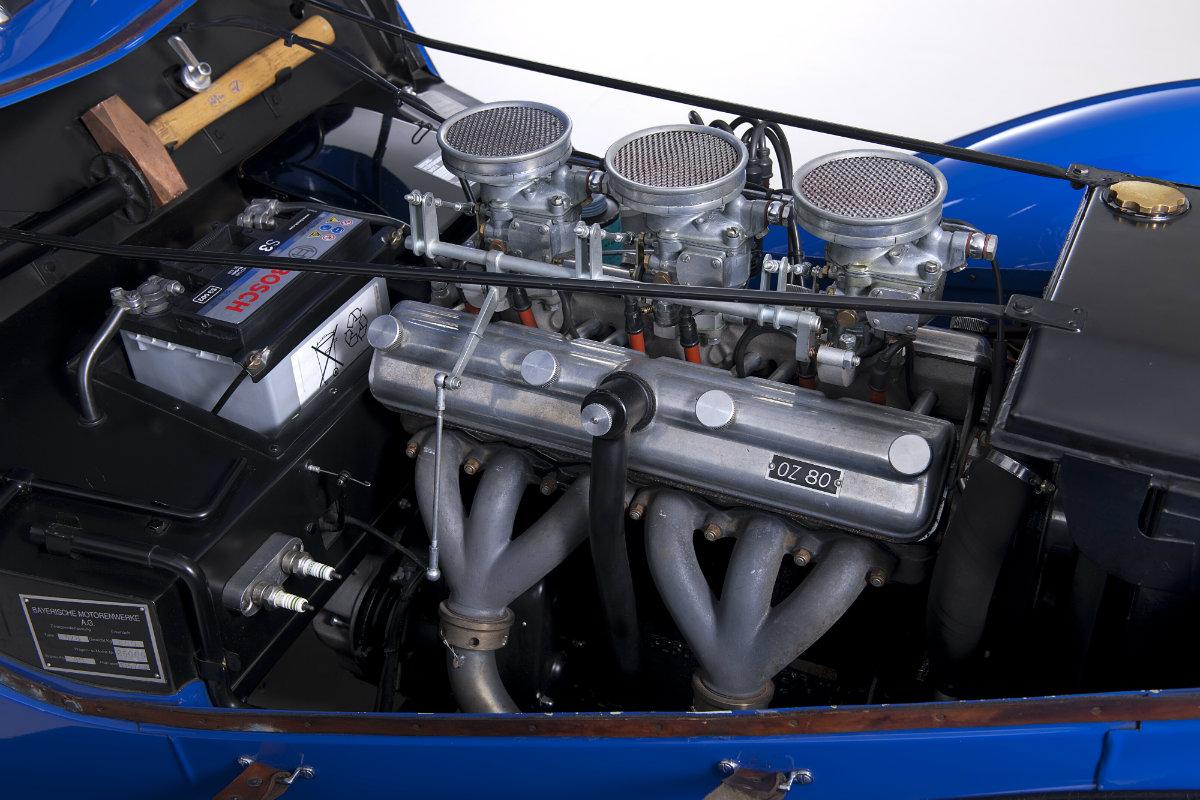 BMW 328 Motor