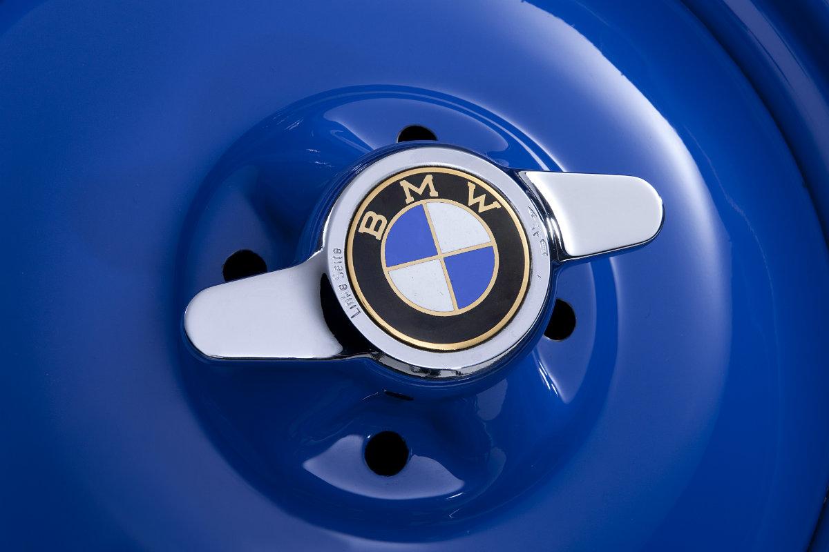 BMW 328 Zentralverschluss