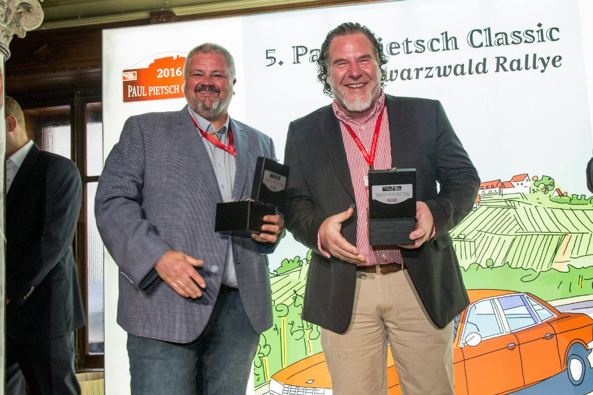 Jan Engel und Hubert Kranz