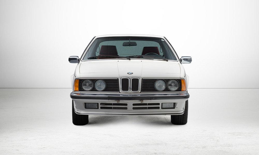 BMW 6er (E24) - Front