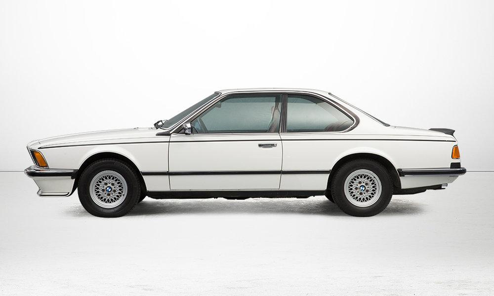 BMW 6er (E24) - Seite Links