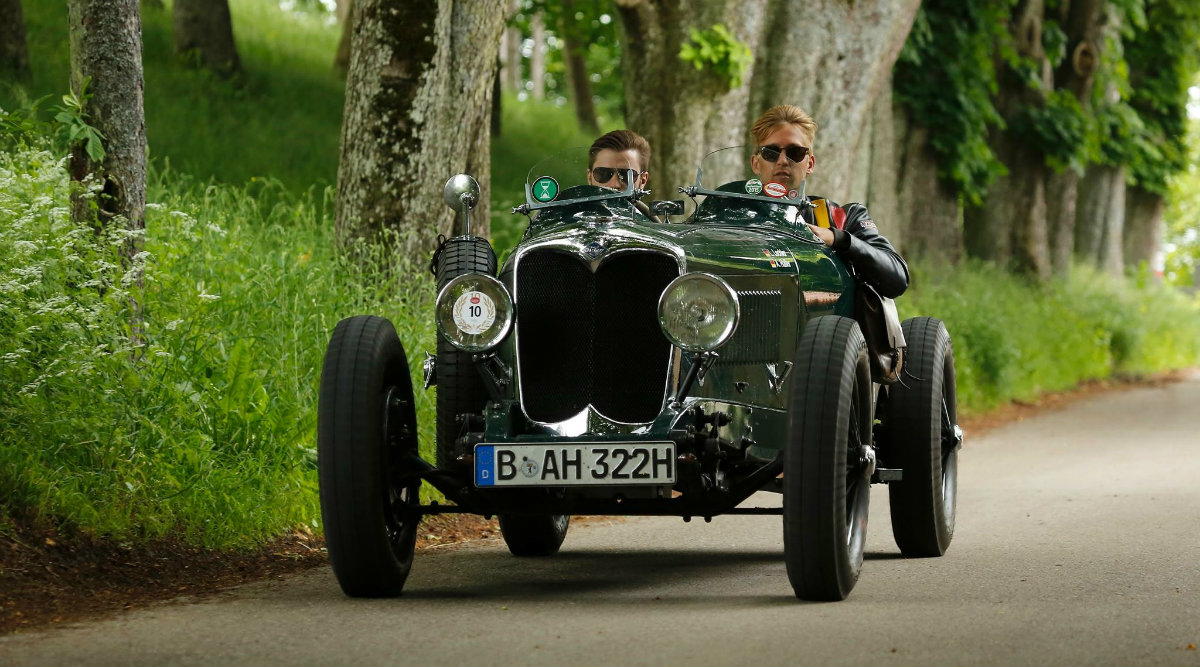 Haller Klassische Automobile - Riley