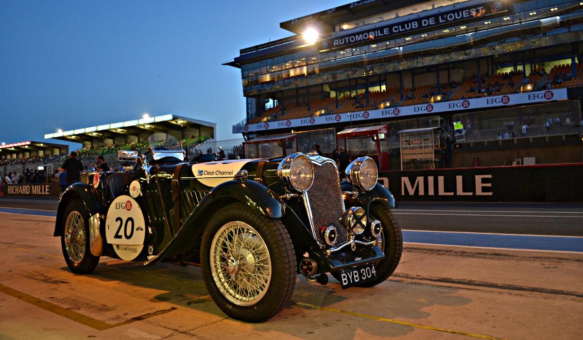 Le Mans Classic 18