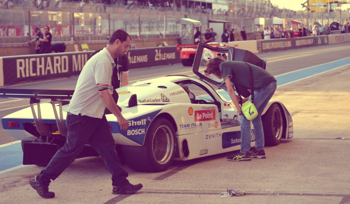 Le Mans Classic 4
