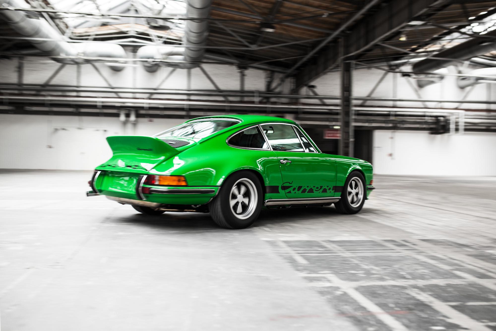 Der Wohl Beste Porsche 911 Carrera Rs 2 7 Im Markt