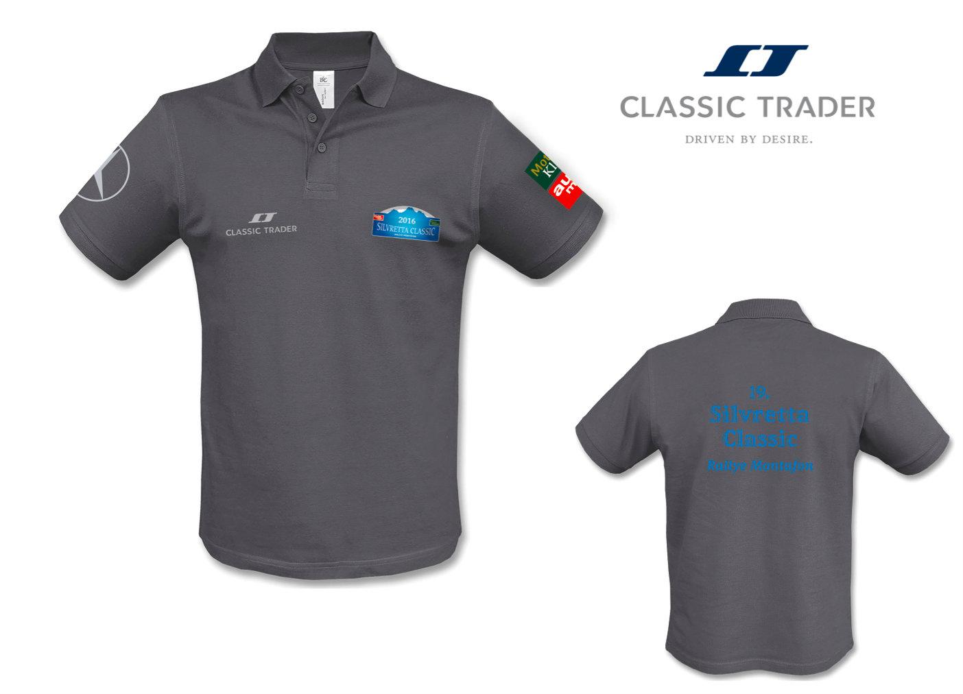 Teambekleidung Silvretta Classic Rallye