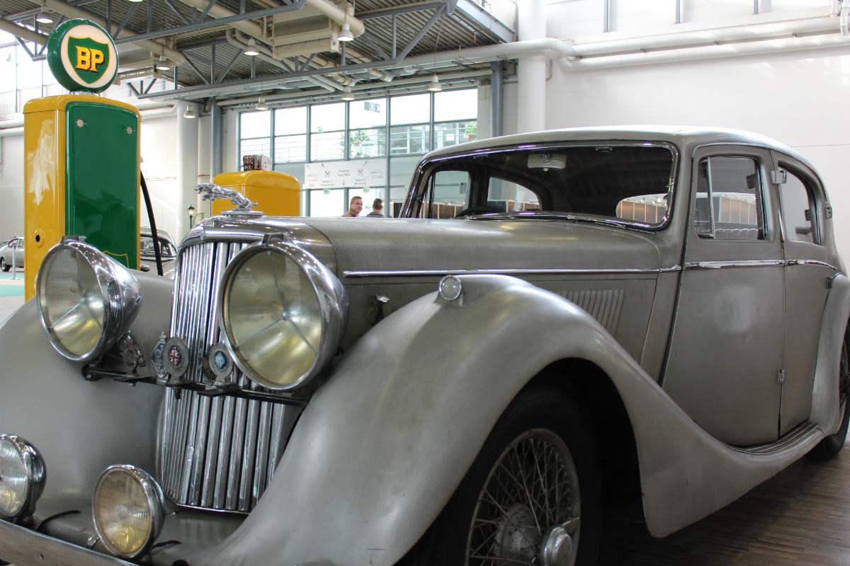 Classic Expo Jaguar