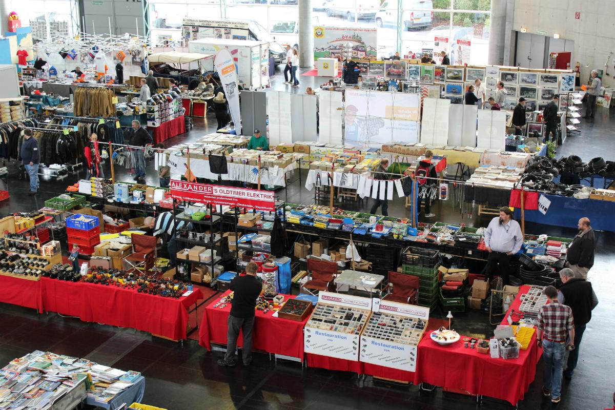 Classic Expo Teilemarkt
