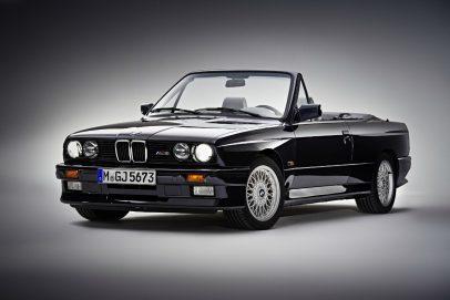 BMW E30 Kaufberatung Cabriolet Front