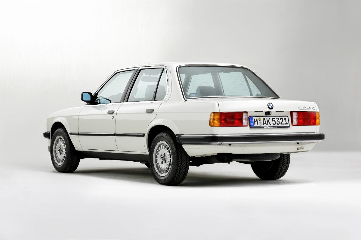 BMW E30 Kaufberatung Heck