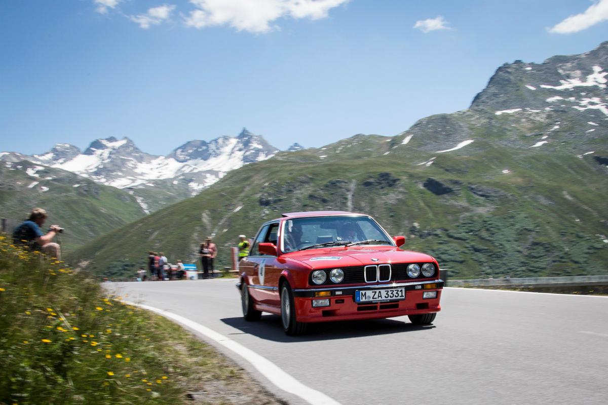 BMW E30 Kaufberatung Rallye