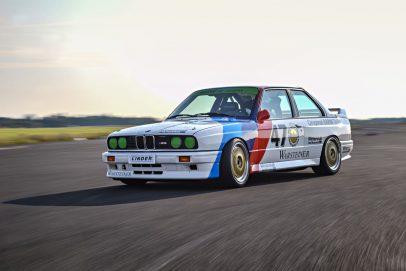 BMW M3 renneinsatz rechts