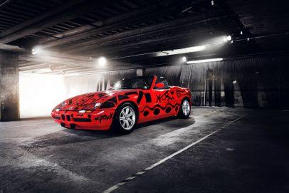 BMW Z1 Art Car 2