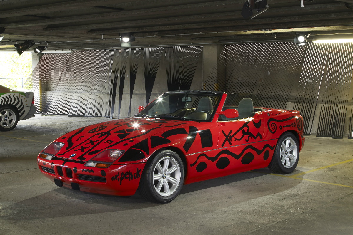 BMW Z1 Art Car
