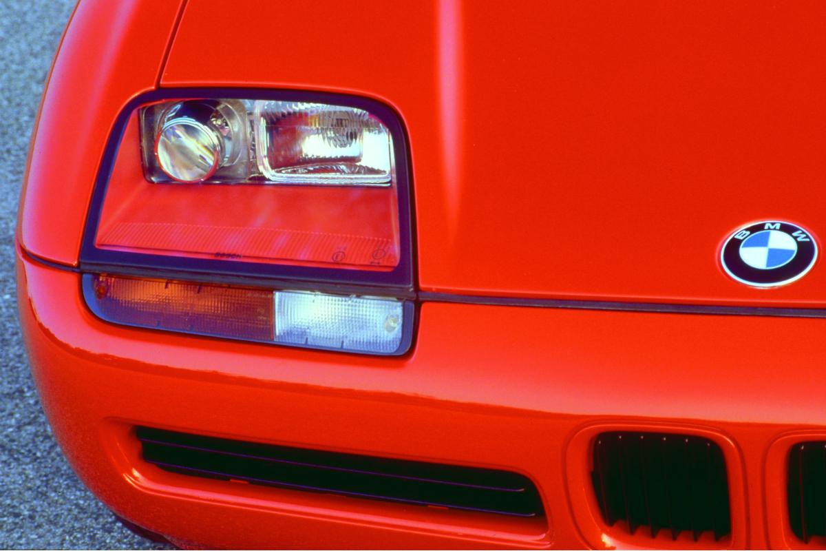 BMW Z1 Scheinwerfer