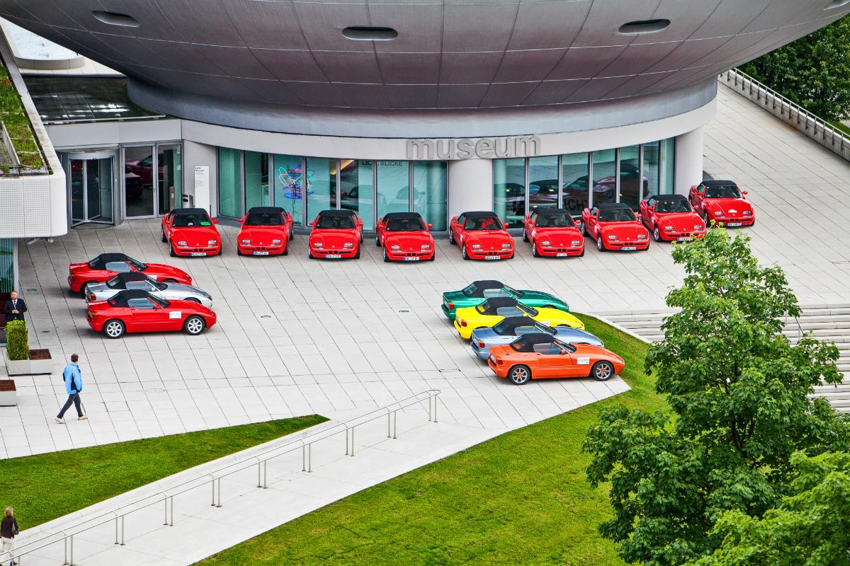 BMW Z1 Treffen Oben