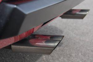 Ferrari 308 Kaufberatung - auspuff