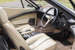 Ferrari 308 Kaufberatung - cockpit