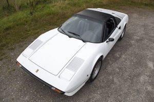 Ferrari 308 Kaufberatung - dach