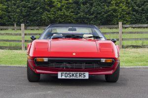 Ferrari 308 Kaufberatung - front