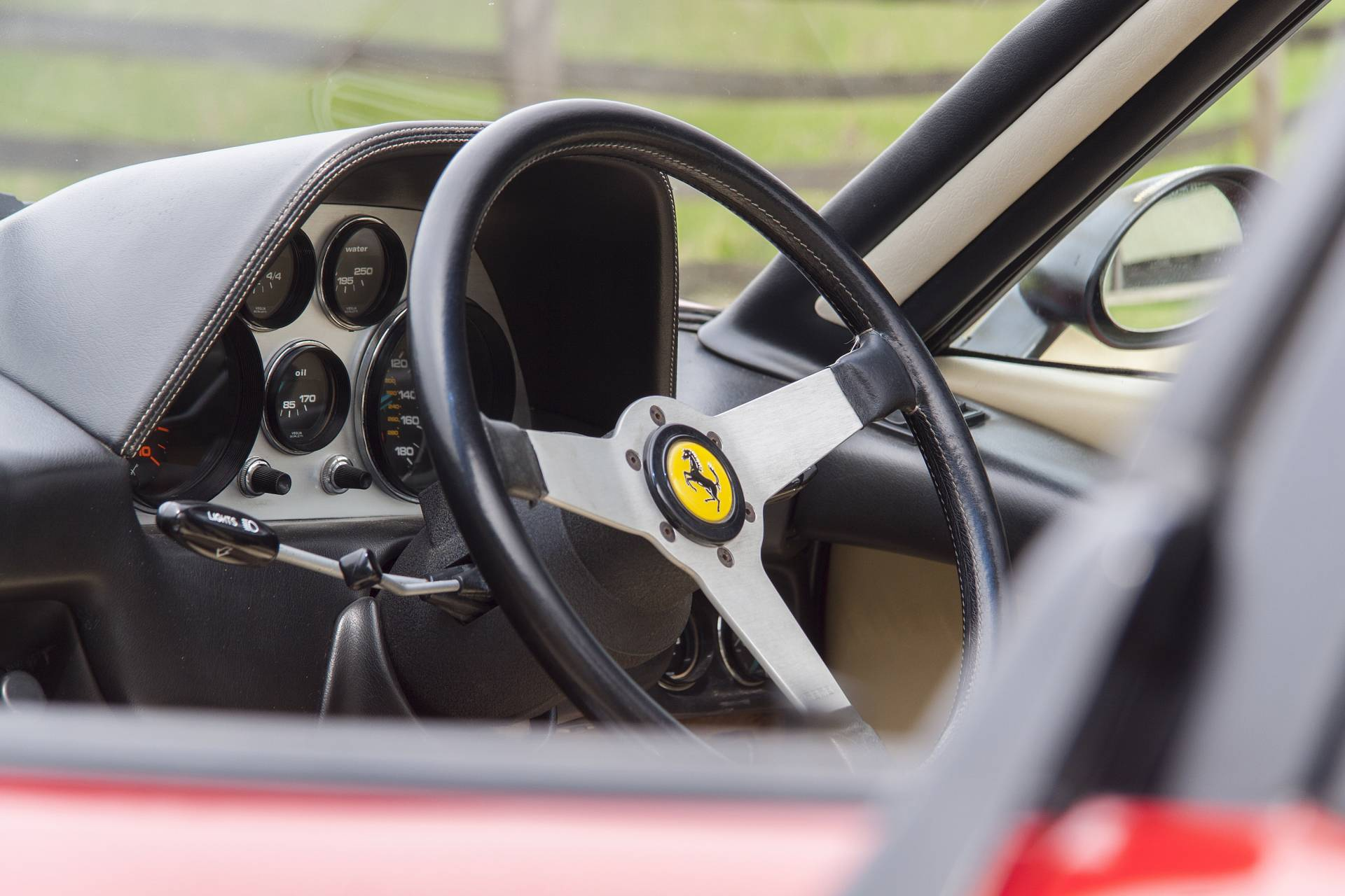 Ferrari 308 Kaufberatung - lenkrad