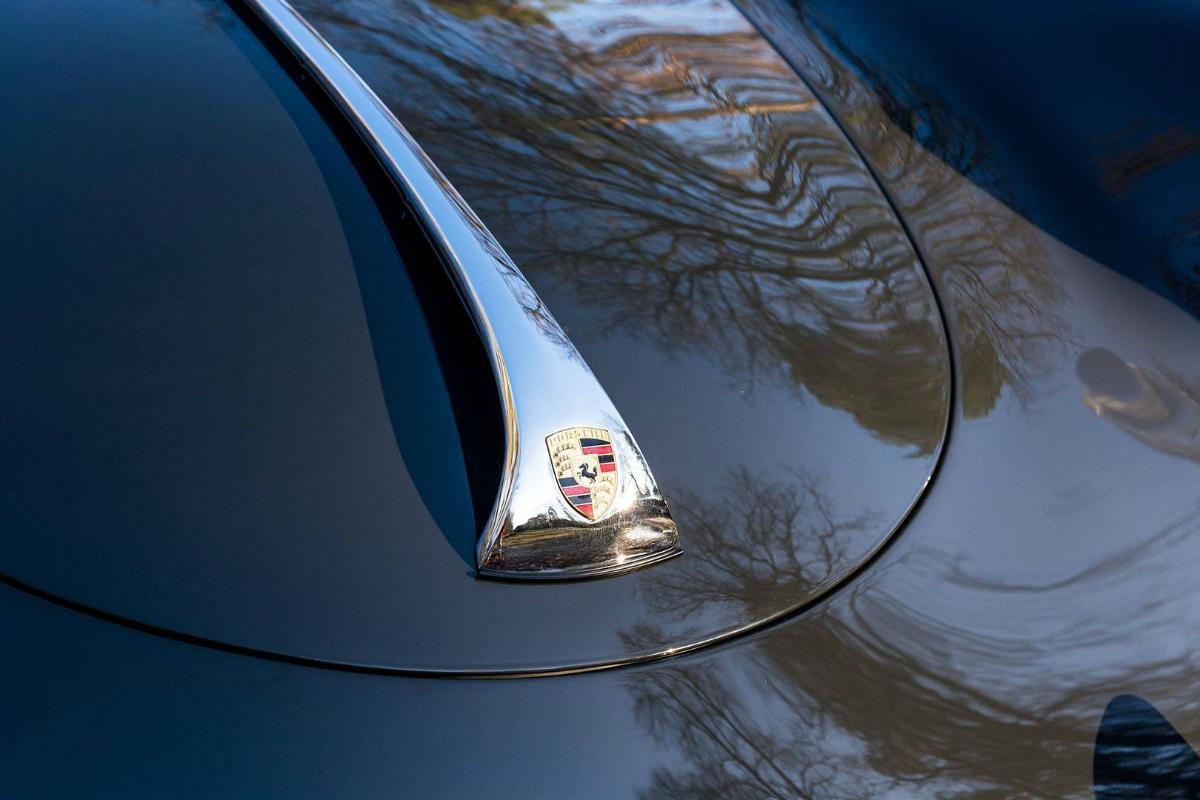 Porsche 356 Kaufberatung Kofferraumdeckel