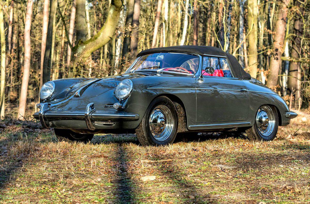 Porsche 356 Mit Verdeck