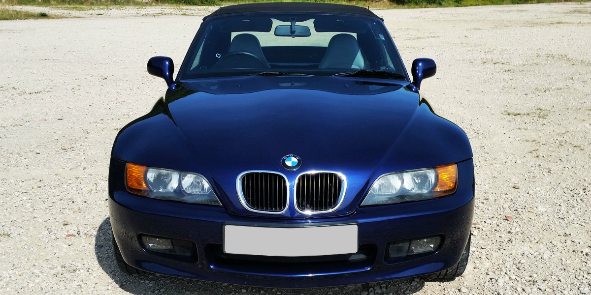 BMW Z3 Roadster Front