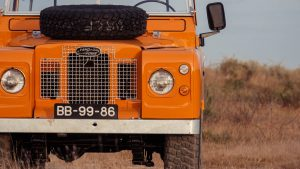 Cool and Vintage Land Rover 8