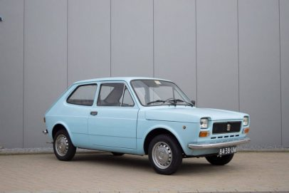 Fiat 127 front