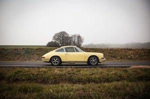 Cool and vintage Porsche