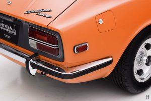Datsun 240 Z Orange