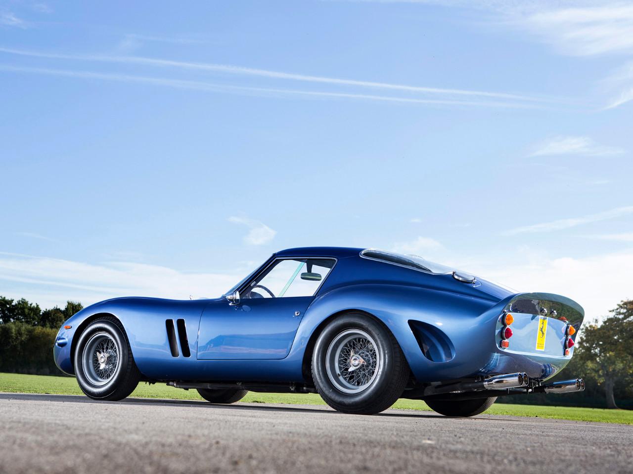 Das teuerste Auto der Welt - Ferrari 250 GTO