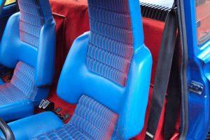 Renault R5 Turbo Blau