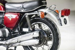 Honda CB 750 Four Detail 1