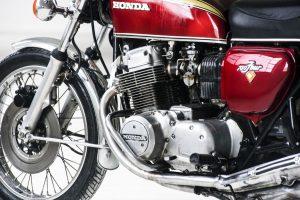 Honda CB 750 Four Detail 11